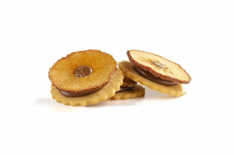 Biscuits artisanaux : Crousti pomme